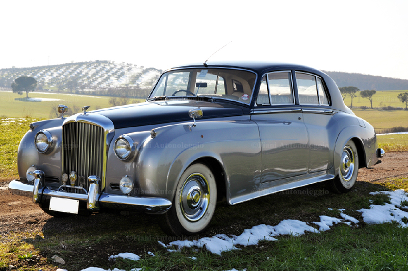 Bentley S1 matrimonio Roma