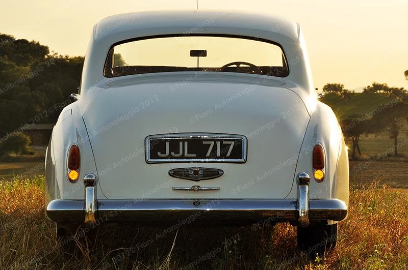 Bentley S2 matrimonio Roma